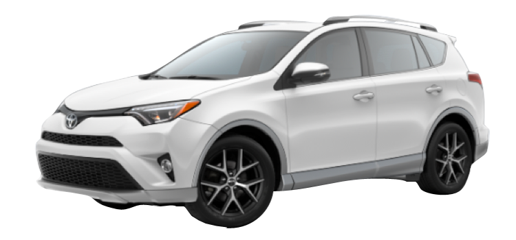 used 2016 Toyota RAV4 SE AWD
