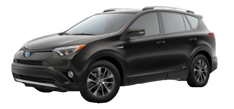used 2016 Toyota RAV4 Hybrid XLE