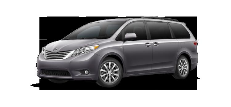 used 2016 Toyota Sienna XLE