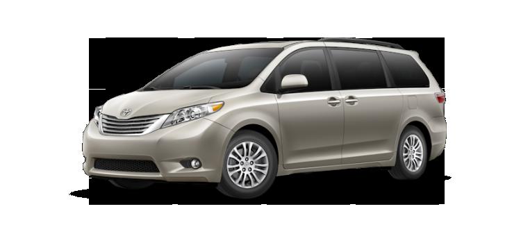 used 2016 Toyota Sienna XLE Premium