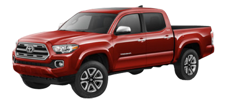 used 2016 Toyota Tacoma Limited