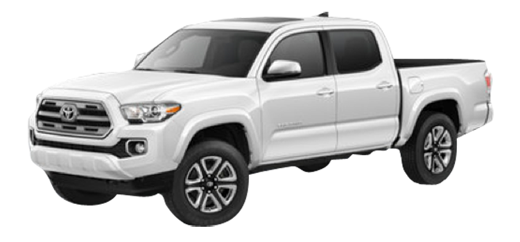 used 2016 Toyota Tacoma Limited 4X4