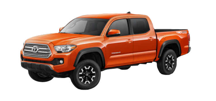 New 2016 Toyota Tacoma Double Cab Double Cab Automatic TRD Offroad