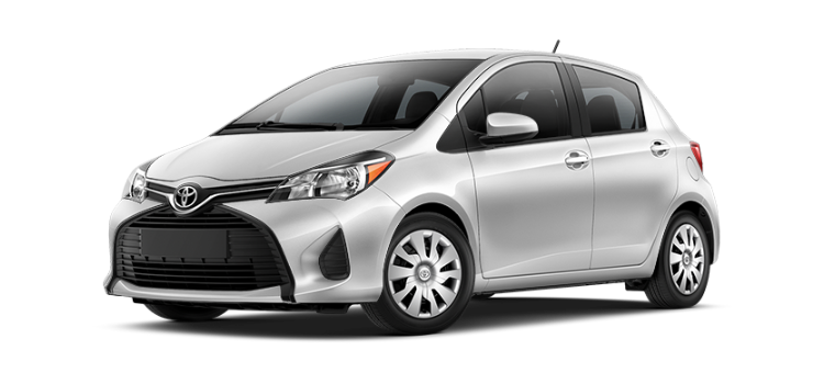 used 2016 Toyota Yaris L Hatchback