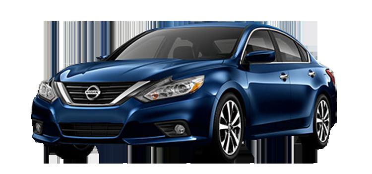 New 2017.5 Nissan Altima Sedan Xtronic CVT 2.5 SR