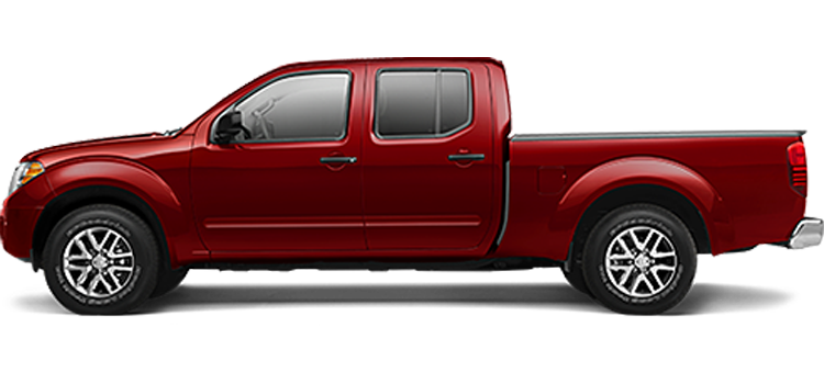 New 2017.5 Nissan Frontier Crew Cab 4.0L Automatic Long Bed SV