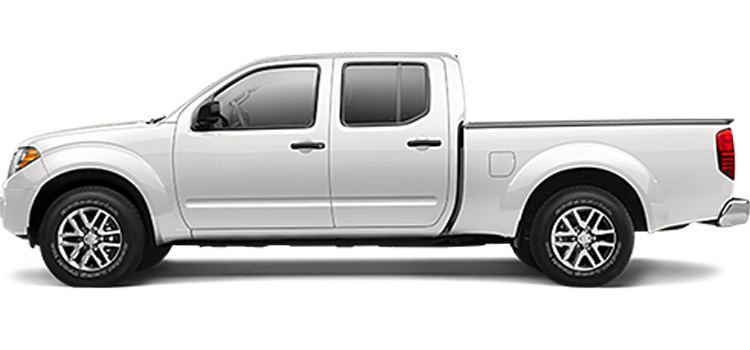 New 2017.5 Nissan Frontier Crew Cab 4.0L Automatic SV