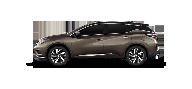 New 2017.5 Nissan Murano Xtronic CVT Platinum