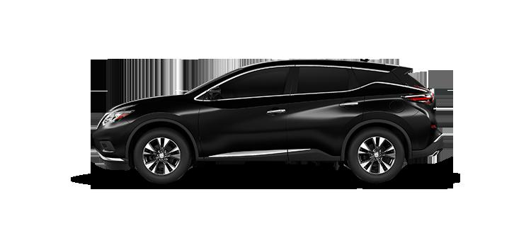 New 2017.5 Nissan Murano Xtronic CVT S