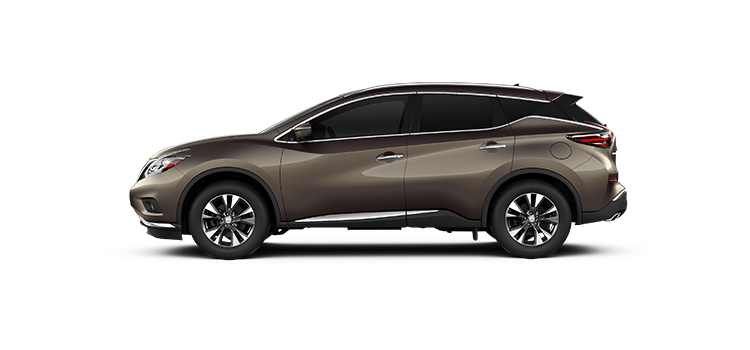 New 2017.5 Nissan Murano Xtronic CVT SL