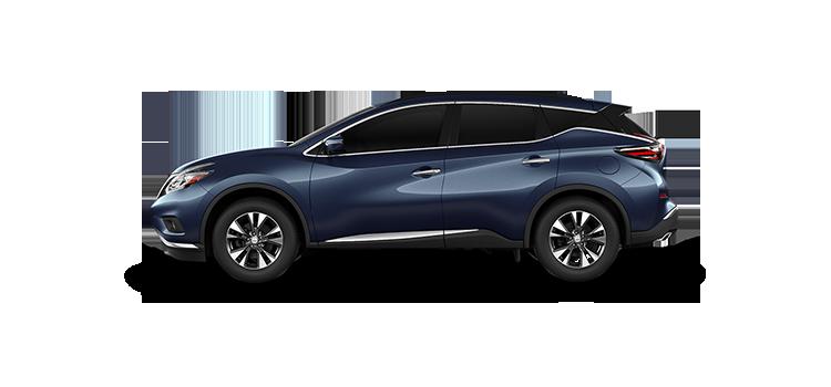 New 2017.5 Nissan Murano Xtronic CVT SV