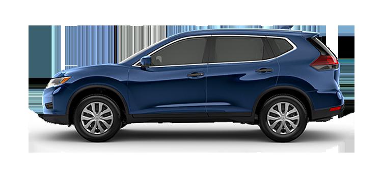 New 2017.5 Nissan Rogue 2.5L I4 S