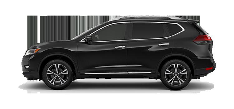 New 2017.5 Nissan Rogue 2.5L I4 SL