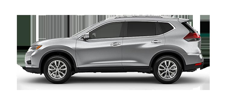 New 2017.5 Nissan Rogue 2.5L I4 SV