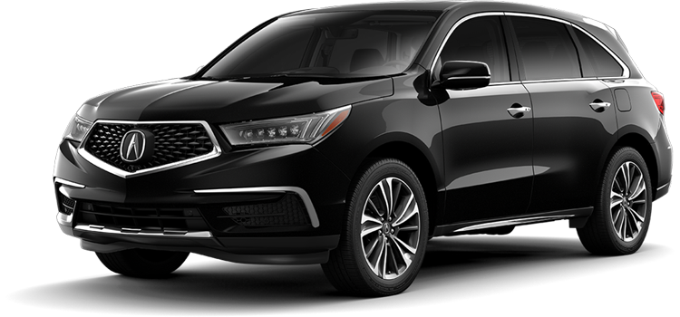 Used 2017 Acura MDX w/Technology Pkg