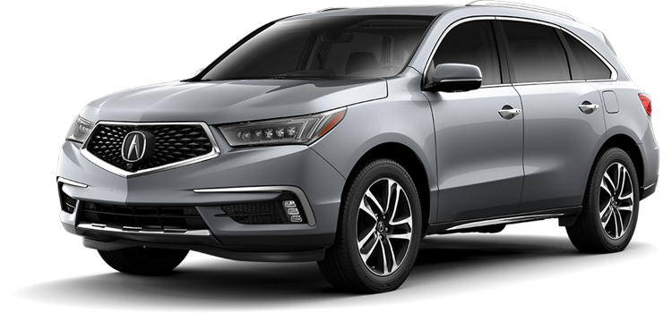 New Acura MDX Sport Hybrid Inventory Sterling McCall Group New - Houston acura dealerships