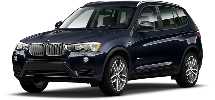 used 2017 BMW X3 XLINE RWD PREMIUM TECH DRIVING ASSIST/PLUS NAV  sDrive28i
