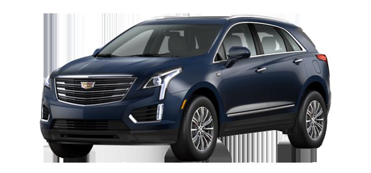 used 2017 Cadillac XT5 Luxury FWD