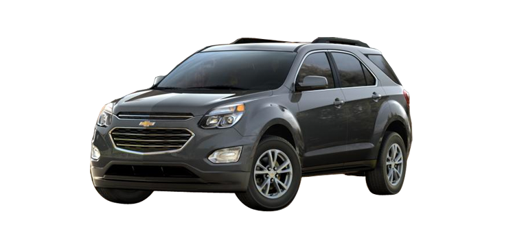2017 Chevrolet Equinox LT 4D Sport Utility