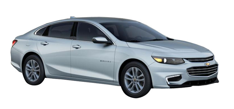 2017 Chevrolet Malibu LT 4D Sedan