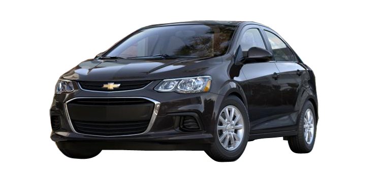 used 2017 Chevrolet Sonic LT