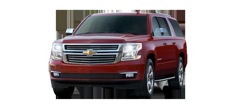 Used 2017 Chevrolet Suburban Premier