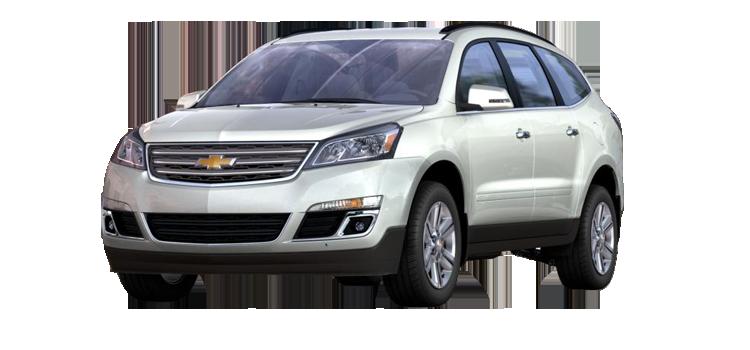 2017 Chevrolet Traverse FWD 4dr LT w/2LT