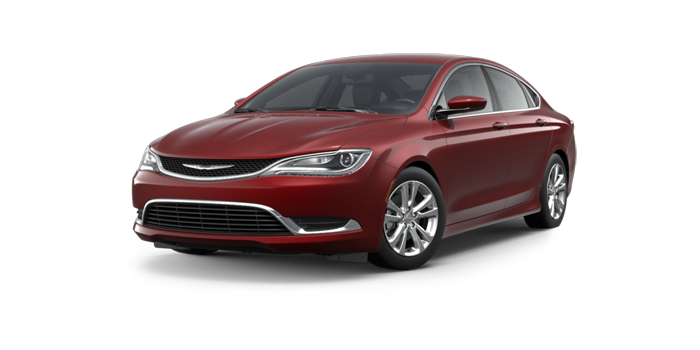 used 2017 Chrysler 200 Limited