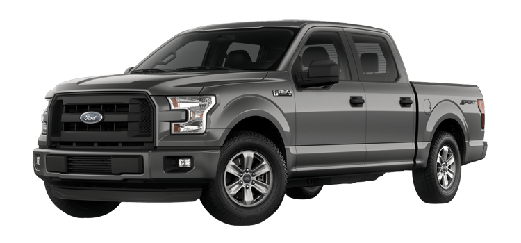 2017 Ford F-150 4WD SuperCrew 5.5' Box