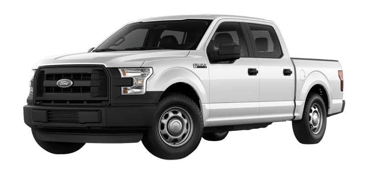 2017 Ford F-150 2WD SuperCrew 5.5' Box