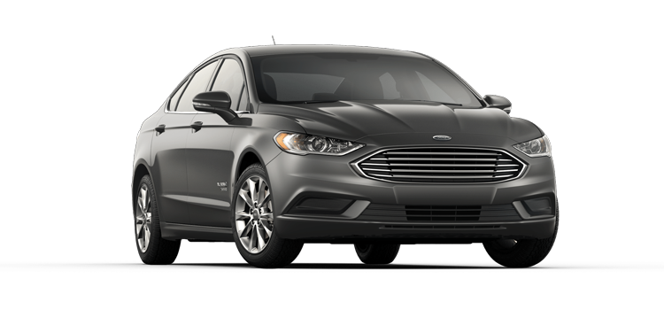 used 2017 Ford Fusion Hybrid SE