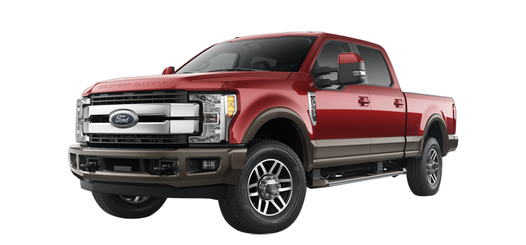 used 2017 Ford Super Duty F-250 SRW King Ranch
