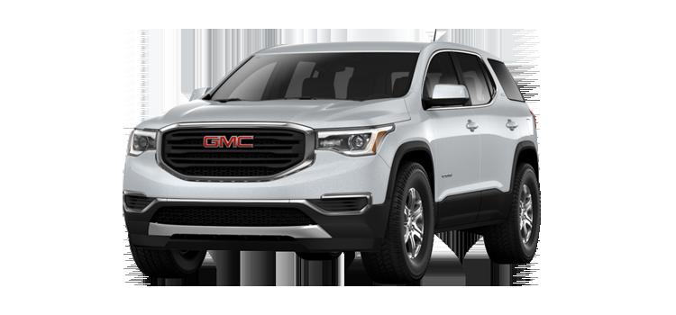 2017 GMC Acadia FWD 4dr SLE w/SLE-1
