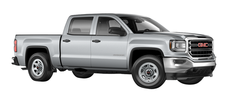 used 2017 GMC Sierra 1500 SLT PACKAGE