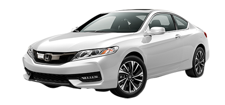 New 2017 Honda Accord Coupe 2.4 L4 with Leather EX-L