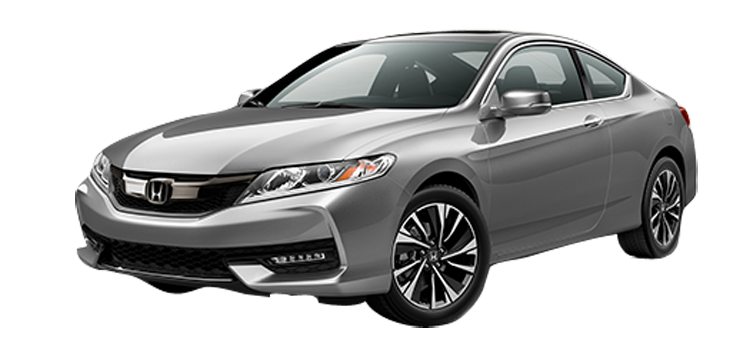 New 2017 Honda Accord Coupe 2.4 L4 EX