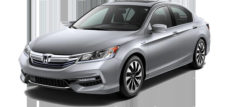 New 2017 Honda Accord Hybrid EX-L