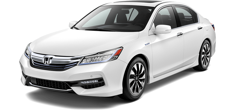 New 2017 Honda Accord Hybrid Touring