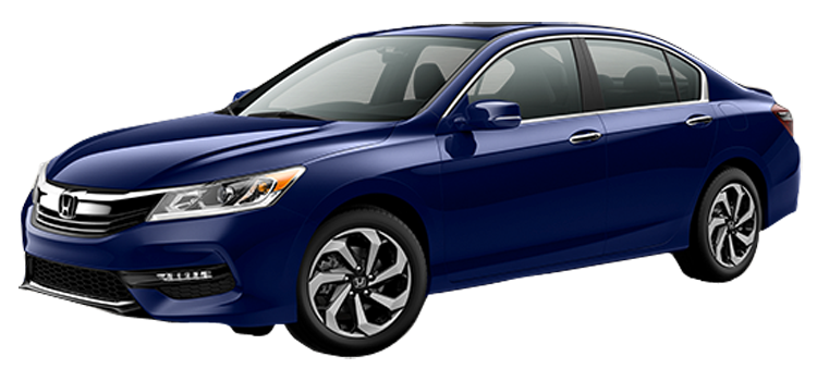 New 2017 Honda Accord Sedan 2.4 L4 with Leather EX-L