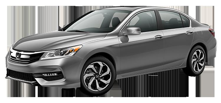 New 2017 Honda Accord Sedan 3.5 V6 with Leather EX-L