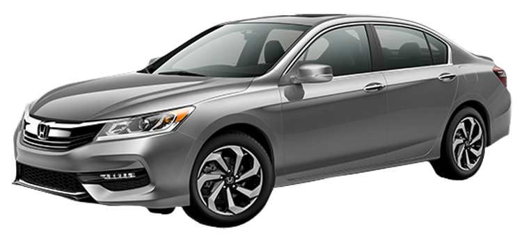 New Honda Accord Sedan Ex Vin