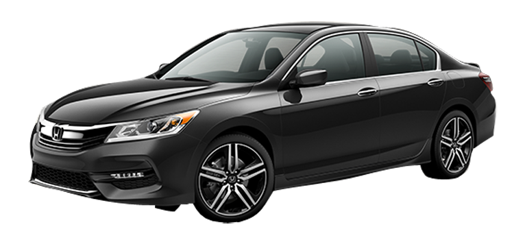 New 2017 Honda Accord Sedan 2.4 L4 Sport