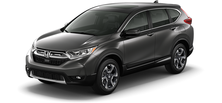 New 2017 Honda CR-V EX-L