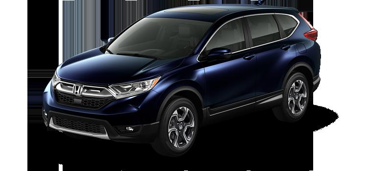 New 2017 Honda CR-V With Navigation EX-L