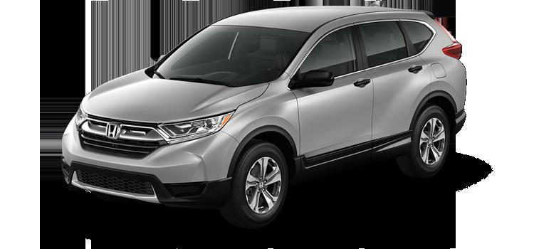 New 2017 Honda CR-V LX