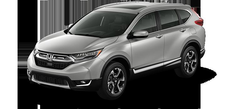 New 2017 Honda CR-V Touring