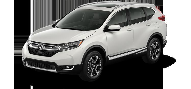 used 2017 Honda CR-V Touring