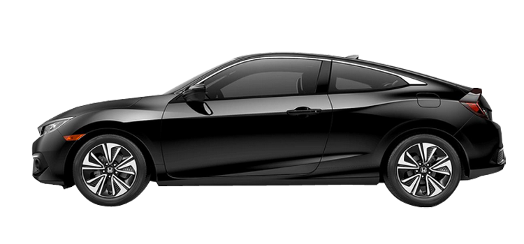New 2017 Honda Civic Coupe 1.5T L4 EX-T