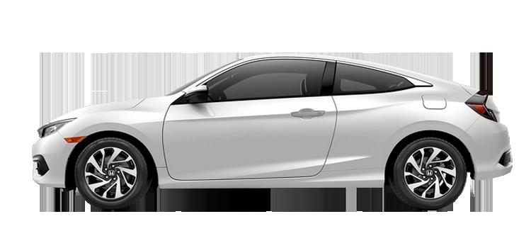 New 2017 Honda Civic Coupe 2.0 L4 LX-P