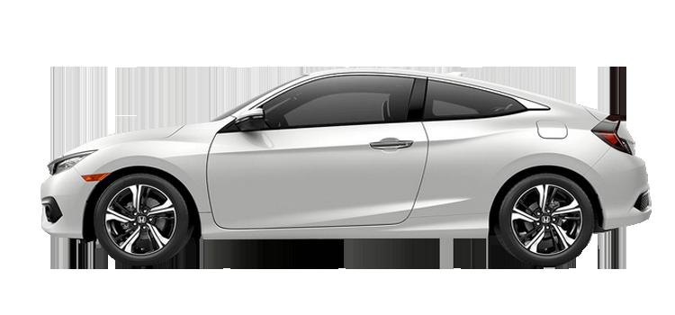 New 2017 Honda Civic Coupe 1.5T L4 Touring